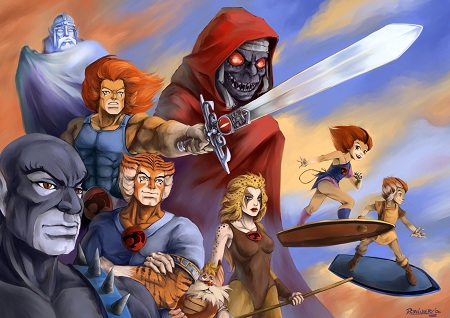 Thundercats thunder awesome